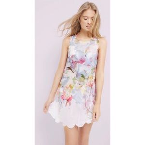 TED BAKER Hanging Gardens Cover Up NEW